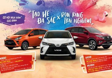 Bảng Giá Xe Toyota 2021 tại Việt Nam: Cập Nhật Tháng 7/2021